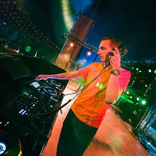 Professionele DJ Evenementen Nederland