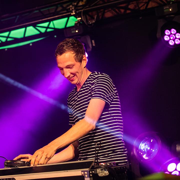 Radstake Live DJ tijdens Corona