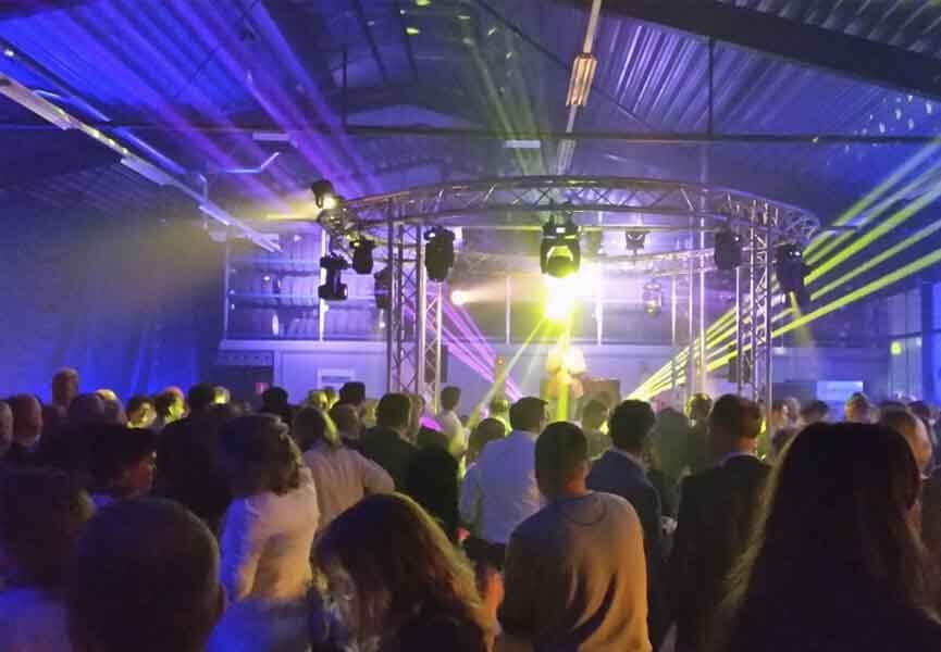 DJ DouBBle B Radstake Heelweg Cafe