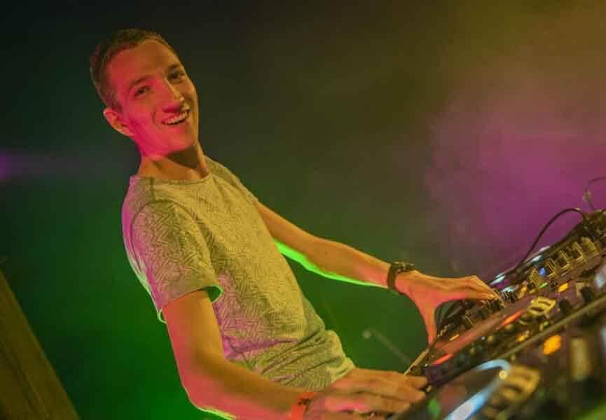 DJ DouBBle B Evevnt Zieuwent