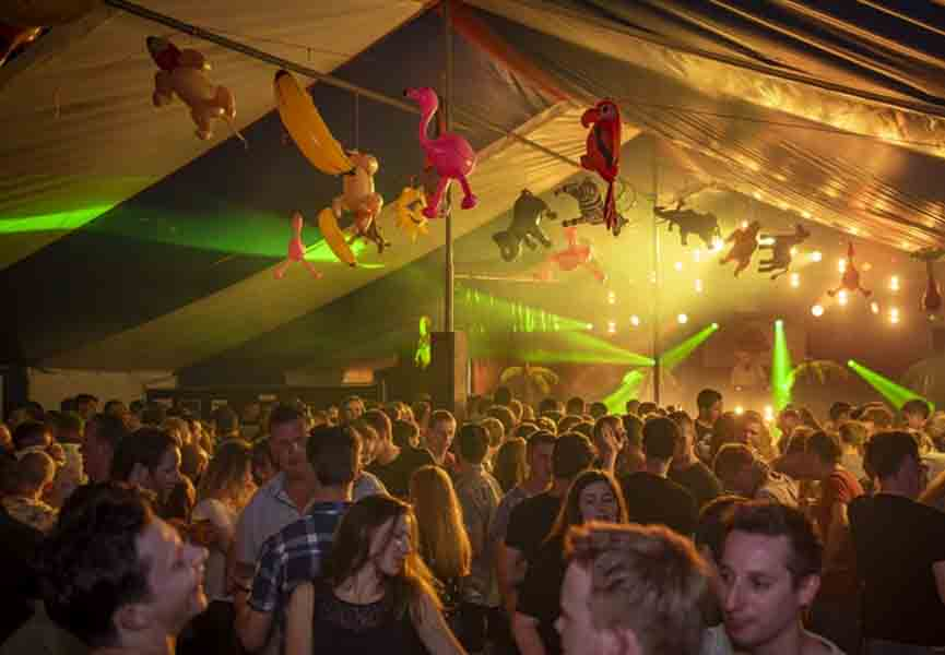 DJ Feesttent BeachParty Beltrum