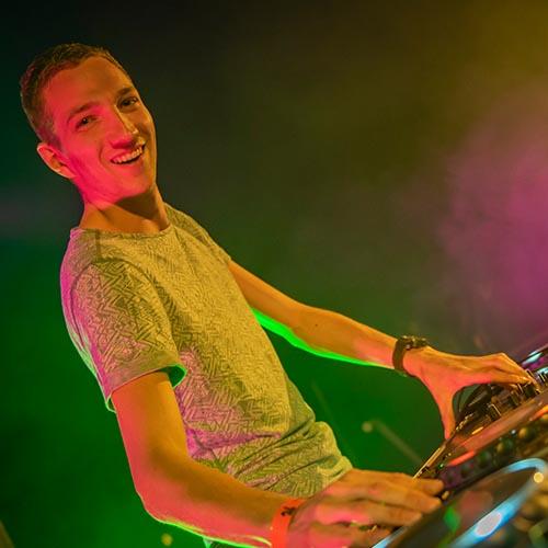 DJ voor Events DJ DouBBle B